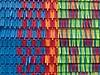 Peg Carpet (NettyA) Tags: art ngv victoria melbourne australia nationalgalleryofvictoria triennial exhibition gallery carpet artwork patterns colours