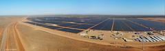 Solar Farm Port Augusta (Georgie Sharp) Tags: solar farm port augusta australia outback