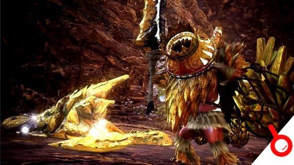 《怪物獵人世界》爛輝龍限時挑戰4月19日上線