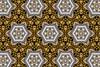 Kaleidoscope of Gears (KellarW) Tags: kaleidoscope watchgears layered steampunk gears