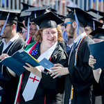 "<b>Commencement 2018</b><br/> Luther College Commencement Ceremony. Class of 2018. May 27, 2018. Photo by Annika Vande Krol '19<a href=""//farm1.static.flickr.com/889/40651601860_9d58be2e83_o.jpg"" title=""High res"">∝</a>"