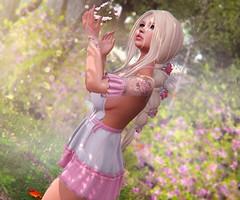Rosaria (nannja.panana) Tags: bloom deetalez epiphanygacha fashiowl ikon lefilcasse limerence maitreya nanika nannjapanana on9 uber vista secondlife