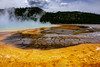 Grand Prismatic Spring (mariola aga) Tags: yellowstonenationalpark yellowstone nationalpark wyoming midwaygeyserbasin hotspring grandprismaticspring microbialmat reflection steam boiling nature landscape coth thesunshinegroup thegalaxy coth5