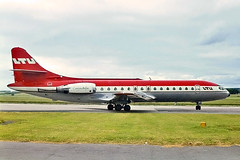 D-ABAV   Sud Aviation SE.210 Caravelle 10R [243] (LTU Sud) Inverness (Dalcross)~G 20/07/1978 (raybarber2) Tags: 243 airliner airportdata alpecha alpechacollection brokenup cn243 cancelled dabav egpe flickr germancivil slide