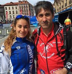 #FETRIAvilés Alba Álvarez campeonato España Duatlón team clavería 6