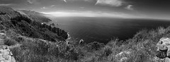 2018-03-4447-ca-coast-panorama-03.13c (Timothy Shea) Tags: blackwhite bw ocean californiacoast bigsur highway1 ca1 panorama