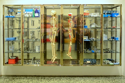 """""""End Game"""" by Damien Hirst"""