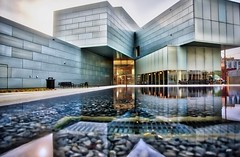 Institute for Contemporary Art - Richmond VA (Sky Noir) Tags: institute for contemporary art richmond markel center vcu arts virginia commonwealth university usa hdr