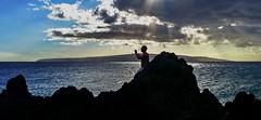 Maui Makena Cove (gerard eder) Tags: world travel reise viajes america northamerica usa unitedstates maui hawaii makenamakena covekahoolawewasserwateroceaniaoceanmeerseaseascapeislandtropicaltropical island volcano volcán vulkan photographer wolken clouds nubes outdoor landscape landschaft natur nature naturaleza paisajes panorama playa strand beach