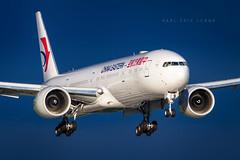 B-7349 - China Eastern 777   CDG (Karl-Eric Lenne) Tags:
