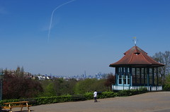IMGP9075 (Steve Guess) Tags: horniman museum grounds park forest hill london england gb uk bandstand skyline city