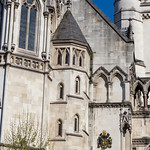 The Royal Courts of Justice in London thumbnail