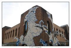 2018.04.18 Streetart 4 (garyroustan) Tags: paris france french iledefrance ile island building architecture ville ciudad city life art streetart