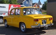 1970 Renault 8 00-74-NJ (Stollie1) Tags: 1970 renault 8 0074nj lelystad