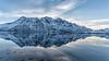 quiet morning (Stefan Giese) Tags: nikon d750 lofoten norwegen norway vestpollen sildpollnes reflection reflektion spiegelung berge mountains winter tamron tamron1530mmf28 1530