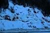 Route 132 near Percé (Mariko Ishikawa) Tags: canada quebec quebecmaritime percé perce road highway ice