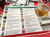 Twenty real ales (ExeDave) Tags: yeofest 11 yeoford community beer festival devon sw england gb uk march 2018 art illustration design programme new communityhall village hall real ale iphone cameraphone 11th