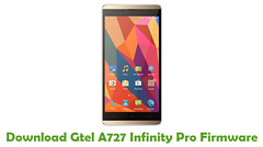 Download Gtel A727 Infinity Pro Firmware (AndroidRomFree.com) Tags: stock rom flash file firmware android