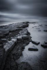 Onyx (Rich Walker75) Tags: kimmeridgebay kimmeridge dorset landscape landscapes landscapephotography longexposure longexposures canon efs1585mmisusm eos80d sea seascape seascapes coast coastline coastal ocean