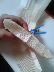 Ryujin 3.5 - Satoshi kamiya (Progreso) (javier vivanco origami) Tags: ryujin 35 satoshi kamiya progreso javier vivanco origami ica peru