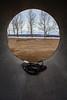 Drainage Parts (stevenbulman44) Tags: circle canon calgary park tree pipe spring