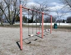 Sunday Drive - Mitchell's Bay (Daryll90ca) Tags: swings playground mitchellsbay