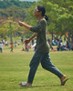 Easter Sunday Picnic 44 (C & R Driver-Burgess) Tags: small children kids boys girls playing fun toys ball glider scooter frisbee soccer goal preteen young mother father public park 女儿 儿子 孩子 玩儿 踢足球 飞机 父亲 母亲 父母 爸爸 妈妈 漂亮 紫马岭公园 grass people field shirt trousers tops