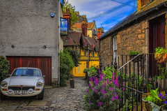 Dean Village, Edinburgh (Kev Walker ¦ 8 Million Views..Thank You) Tags: architecture boats building canon1855mm canon700d citycentre deanvillage digitalart edinburgh edinburghcastle forthbridge forthroadbridge hdr harbour leith lighthouse perth postprocessing riverforth rivertay royalmile scotland sea sky southqueensferry stirling stirlingcastle streetlamps wallacemonument waterfront westlothian