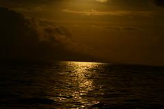 İzmir-Turkey (Betül DOĞAN) Tags: sea sunset sun azul izmir turkey turquia türkiye landscape light luz lighting aroundtheworldinpicture color cloud colour