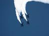Blue Angels F/A-18C (corkspotter / Paul Daly) Tags: united states us navy usn mcdonnell douglas fa18c hornet 163741 cn 695c034 blue angels wings over houston 2016 ellington sky kefd efd