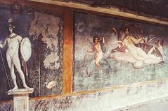FRESCO (J#K) Tags: pompeii italy italia napoli art roman antic antique romain italie architecture ancient