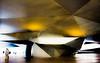 espectral (martineugenio) Tags: buildings edificio estructura metal reflejo downtown ciudad people gente color colour abstract abstracto arquitectura madrid centro españa spain europa europ