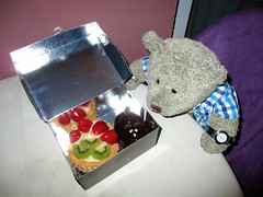 Eeny meeny miny mo... 29/51 (pefkosmad) Tags: tedricstudmuffin teddy ted bear holiday holibobs animal cute toy cuddly soft stuffed fluffy plush pefkos pefki pefkoi rhodes rodos greece greekislands griechenland hellas stellahotel
