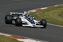 * Brabham BT49 ({House} Photography) Tags: fia masters historic formula one championship f1 classic brands hatch uk kent fawkham race racing motor sport motorsport canon 70d housephotography timothyhouse car automotive photography brabham bt49 1980 sigma 150600 contemporary