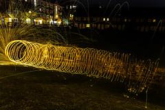 180407 6374 (steeljam) Tags: steeljam lightpainters bermondsey wire wool spinning thamse london