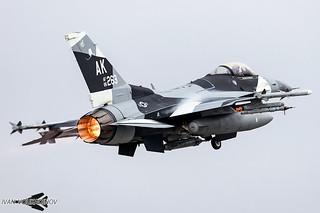 F-16C 86-0263 AK 18th AGRS