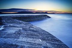 The Cobb (ShrubMonkey (Julian Heritage)) Tags: thecobb lymeregis dorset landscape seascape longexposure morning light sunrise coast coastal sea seaside harbour