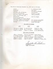 Royal Oak Presbyterian Church History 1976 Page 6 (mwlinford) Tags: royal oak presbyterian church marion virginia smythcounty