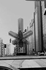 Fuente Plaza de la Estrella. Eusebio Sempere.Alicante. Sony A6000 Mir 37 2.8 M42 (carpomares) Tags: sonya6000 sonyalpha6000 alicante