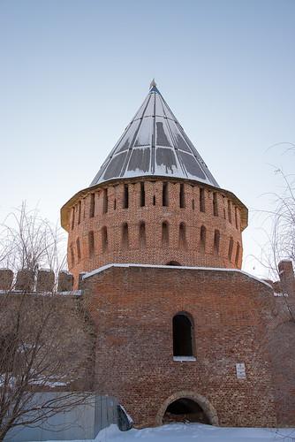 Dolgochevskaya tower ©  Andrey