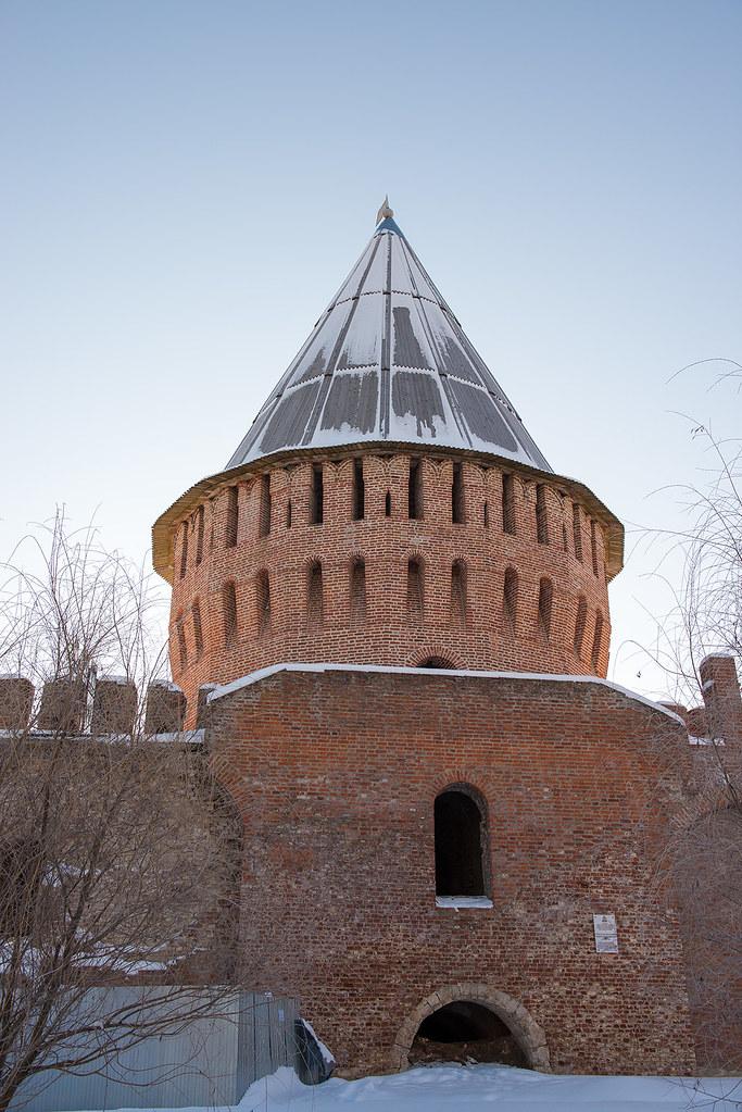 фото: Dolgochevskaya tower