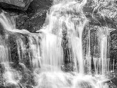 Greenbrook Falls, Palisades Interstate Park, Alpine, New Jersey (jag9889) Tags: 2018 20180511 alpine bw bergencounty blackandwhite cascade gardenstate greenbrook monochrome nj newjersey newjerseysection outdoor pip palisades palisadesinterstatepark park rock usa unitedstates unitedstatesofamerica waterfall jag9889