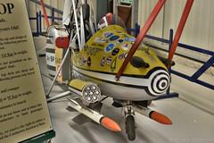 "WA-116 ""Little Nellie"" Autogyro (G-ARZB) (Bri_J) Tags: shuttlewortheveningairshow shuttleworthcollection oldwarden airfield bedfordshire uk airshow nikon d7200 wa116 littlenellie autogyro garzb hdr bondfilm youonlylivetwice jamesbond"
