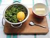ингредиенты-гориз (Horosho.Gromko.) Tags: food butter parsley lemon kitchen cooking recipe stepbystep compound compoundbutter еда масло петрушка лимон кухня книгаовкуснойиздоровойпище рецепт foodphoto фудфото