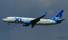 Boeing B737-8Q8 n° 35279/2626 ~ F-HAXL  XL Airways (Aero.passion DBC-1) Tags: roissy cdg spotting airport airlines airliner dbc1 david biscove aeropassion avion aircraft aviation plane boeing b737 ~ fhaxl xl airways