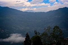view of Kanchenjunga mountains range from Gangtok, Sikkim, India (CamelKW) Tags: sikkimindia2018 gangtok sikkim india in