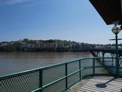 Clevedon Pier (Dubris) Tags: england somerset clevedon architecture building pier victorian seaside hightide