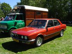BMW 520 (peterolthof) Tags: 46jsr6 peterolthof klazienaveen oldtimerdag 652018