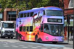 LT 645 (LTZ 1645) Metroline London (hotspur_star) Tags: londontransport londonbuses londonbus londonbuses2018 wrightbus newbusforlondon newroutemaster nb4l tfl transportforlondon hybridbus hybridtechnology busscene2018 doubledeck metrolinelondon lt645 ltz1645 alloveradvert advertlivery advertisinglivery advertbus 168 topshop