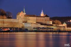 Akershus Fortress (morbidtibor) Tags: norway scandinavia oslo akershus castle fortress fort akerbrygge